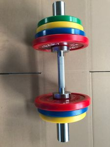 Dumbbell handle pictures & photos