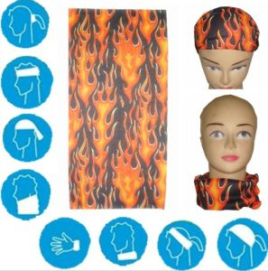 Wholesale Seamless Tube Multifunctional Fancy Bandanas pictures & photos