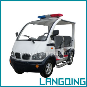 CE Electric Patrol/Police Car 4 Seats
