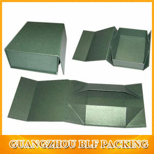 Without Printing Luxury Paper Folding Cardboard Box (BLF-GB376) pictures & photos