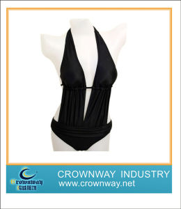 Quick Dry Bandage Swimsuit for Lady pictures & photos