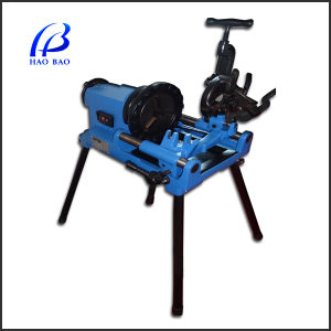 Mult-Function Replaceable Pipe Grooving Threading Machine (HT50E)