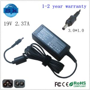Best Quality Notebook AC Adapter for Asus 19V 2.37A 3.0*1.0mm