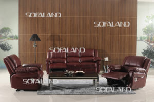 Promotional Leather Sofa (C872)