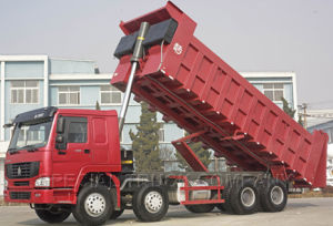 Cnhtc HOWO 8X4 31t Tipper Truck with High Quality (ZZ3317N3061) pictures & photos