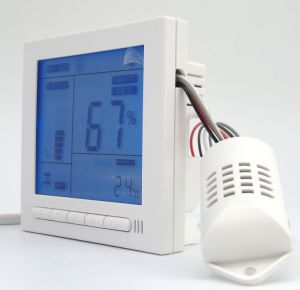 Thermostat and Humidity Controller with Separate Each Control