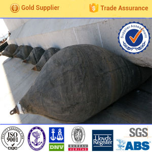 Used for Caisson Lifting and Moving Rubber Pneumatic Airbag