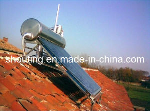 2015 Best Selling Non-Pressure Solar Water Heater