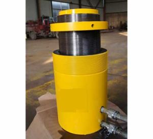 High Pressure Hydraulic Cylinder pictures & photos