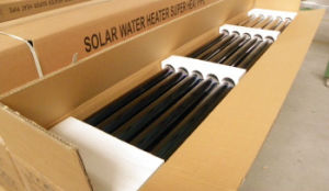 Solar Water Tank Solar Geyser/Non-Pressurized Solar Water Heater Collector Solar Energy pictures & photos