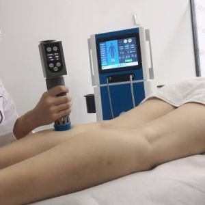 Pneumatic Electromagnetic Shockwave Physiotherapy Pain Remove Device for Erectile Dysfunction