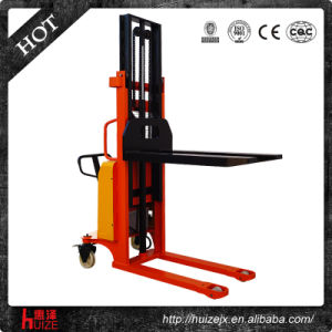 Electric Fork Stacker