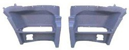 Side Bumper/Step for Isuzu