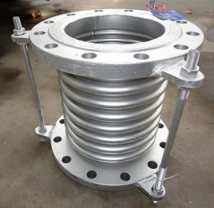 Axial Pressure Bellows Ripple Expansion Joint