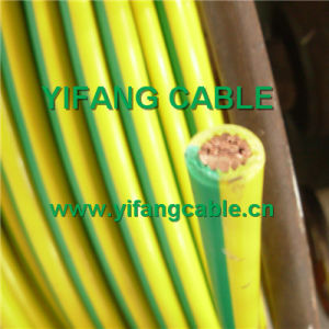 Electric Wire with Green/Yellow Colour, Brown Colour pictures & photos