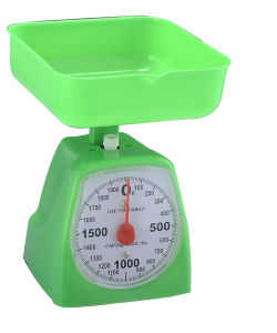 Cheaper 5kg Kitchen Scale Plastic pictures & photos