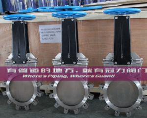 Mss Sp81 Lug Type Knife Gate Valve pictures & photos