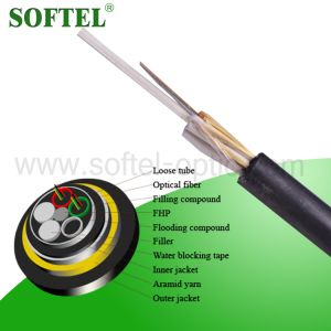 G652D Self-Supporting ADSS Optical Fiber Cable pictures & photos