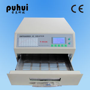 Reflow Soldering Machine T-962A, Infrared SMT Reflow Oven pictures & photos