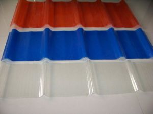 FRP Translucent Panel for Greenhouse Manufacturer pictures & photos