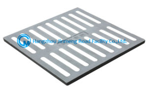 Composite Rain Grating/Drainage Ditch Cover for Sewer (A15-500X500X20) pictures & photos
