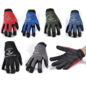 Sport Glove Airborne Cycling / Motorcycle Glove with Full Finger pictures & photos