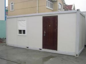 Long Using Life Prefab Container House with Certification pictures & photos