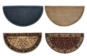 China Hearth Rugs Fire Resistant