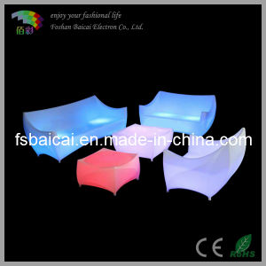 Hot Sale Waterproof Fashion LED Bar Furniture Set