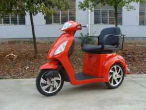 Mobility Scooter Es-008b Orange