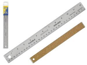 Cork-Backed Ruler