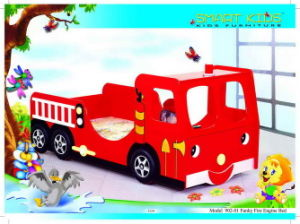 China Funky Fire Engine Bed 902 01 China Fire Engine Bed Car Bed