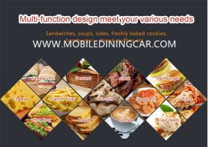 Buy a Catering Trailer/Burger Trailer for Sale (CE) pictures & photos