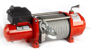 4x4 Electric Winch (SEC16800) 16800lbs