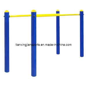Parallel Barswith TUV Certificated Txj-L002)Outdoor Play Equipment