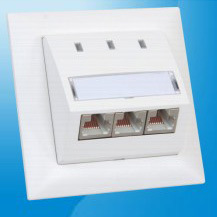Active POF Wall Plates pictures & photos