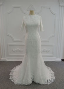 China Guangzhou Mermaid Wedding Dress With Prices Bridal Lace