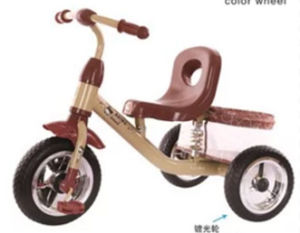 2016 New Children Tricycle/Kids Tricycle/Baby Trike with Handle Bar pictures & photos