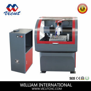 Small Size CNC Jade Engraver Router CNC Router CNC Milling Machine Vct-4030c pictures & photos