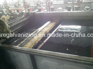 Spring Wire Oil Quenching Machine pictures & photos