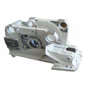 Aluminum Alloy Die Casting with Power Painted pictures & photos