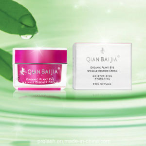 Anti-Aging Health Care Organic Plant Eye Wrinkle Essence Eye Cream pictures & photos