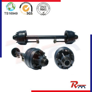 Cantiveler Suspension for Truck Trailer and Heavy Duty pictures & photos