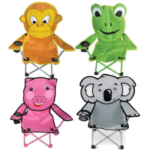 Foldable Cartoon Kids Camping Chair (SP-110) pictures & photos