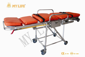 Wheelchair Folding Ambulance Stretcher (TD010132)