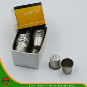 New Design Iron Silver Thimble (HAMTH001) pictures & photos