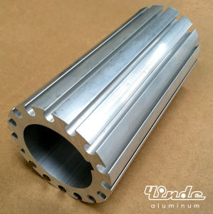 Aluminium/Aluminum Extrusion Profile for Heat Sink pictures & photos