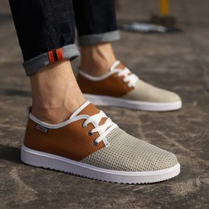 New Casual Shoes Mesh Breathable Fashion Footwear for Men (AKMS3) pictures & photos