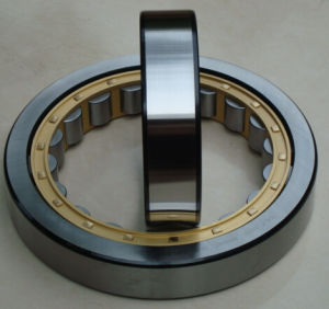 Nu232 M Bearing Nu234 Nu236 Brass Cage Cylindrical Roller Bearing pictures & photos