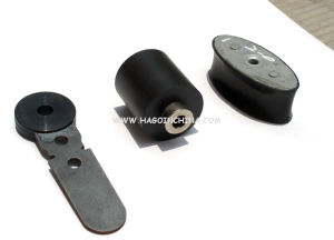 Heat Resisting Screw and Nut Protector Rubber Sleeve